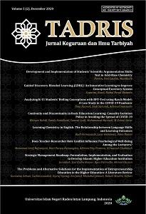 Page Header Logo UIN Raden Intan Open Journal System