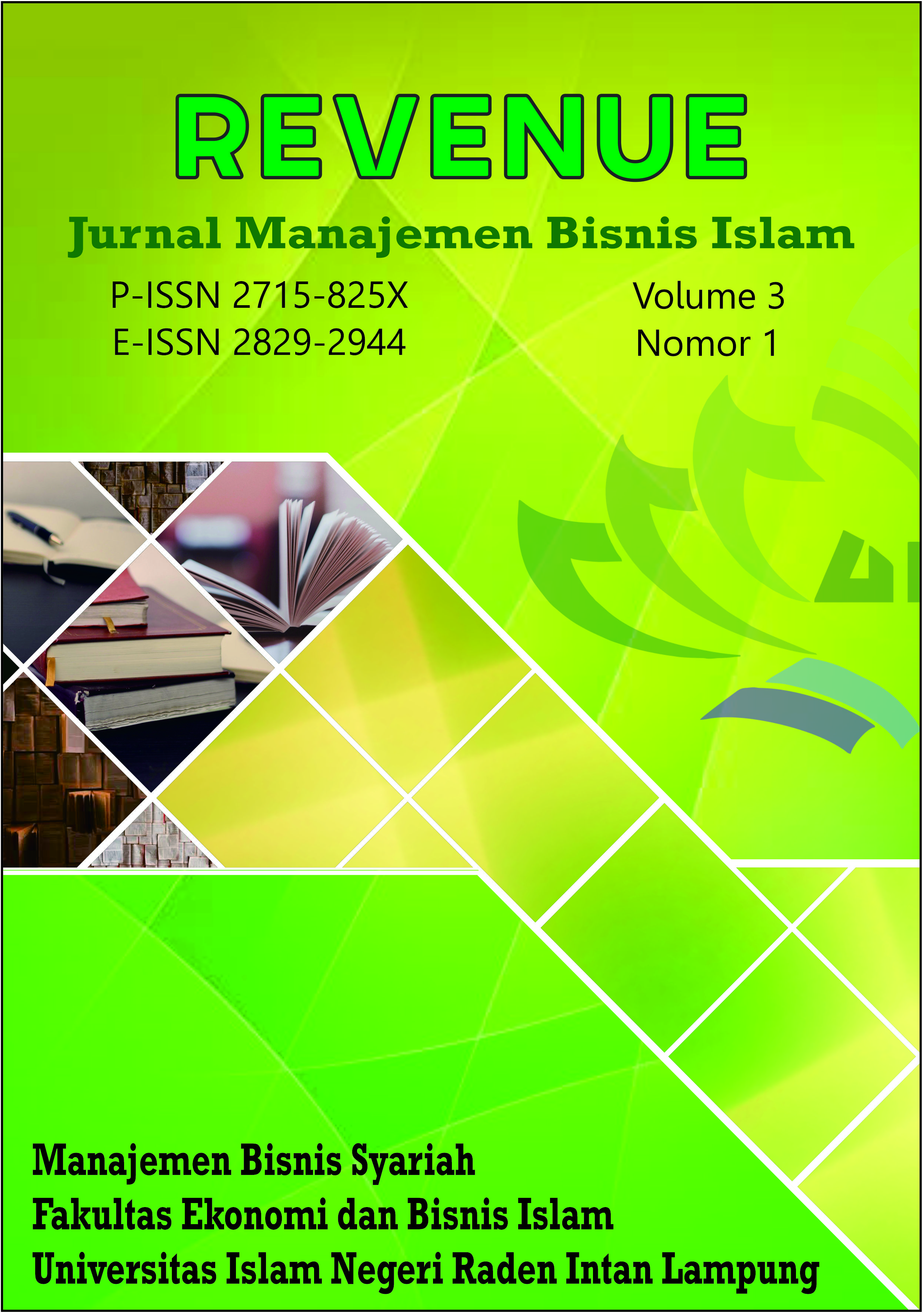 AL-NIZAMIYA (Sharia Economics and Business Management Studies Journal)